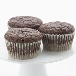 Easy coconut flour chocolate cupcake recipe