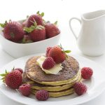 titled image - Light and Fluffy Coconut Flour Pancakes