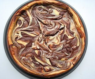 Blackbottom Marble Cheesecake
