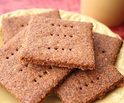 grain-free sugar-free graham crackers