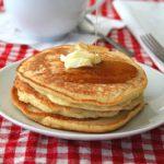 Low Carb Fluffy Coconut Flour Pancakes