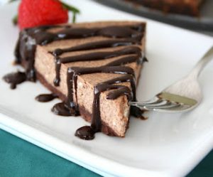 Low Carb Kahlua Cheesecake