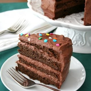 Chocolate Sour Cream Frosting