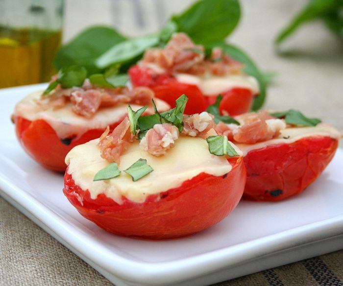 Grilled Tomatoes Recipe | All Day I Dream About Food