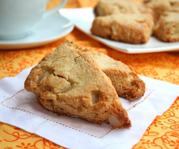 Low Carb Scone Recipe | All Day I Dream About Food