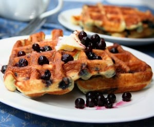 Low Carb Waffle Recipe