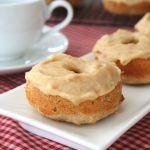 Low Carb Donuts with Brown butter Glaze