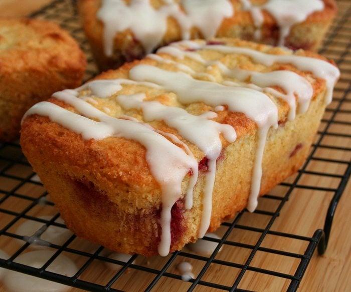 Gluten Free Cranberry Bread Recipe
