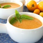 Roasted Golden Tomato Soup 5 @dreamaboutfood