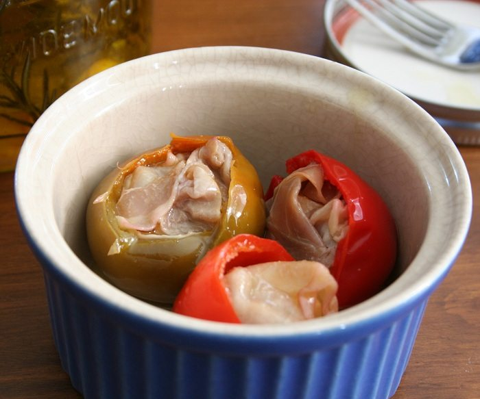 marinated cherry pepper recipe
