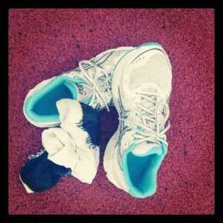 No Shoes Required – Red-Faced Runners Challenge Update