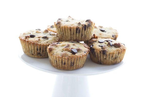 Best low carb pecan pie muffins. Keto recipe