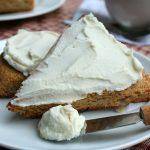 Gluten-Free Gingerbread Scones