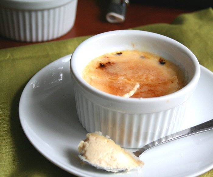 Greek Yogurt Creme Brulee Recipe