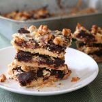 Low Carb Magic Cookie Bar Recipe