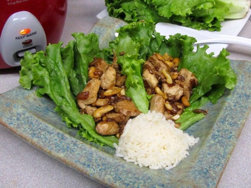 lettuce wraps pork lettuce wraps chicken lettuce wraps recipe lettuce ...