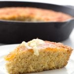 Low Carb Cheesy Skillet Bread Recipe