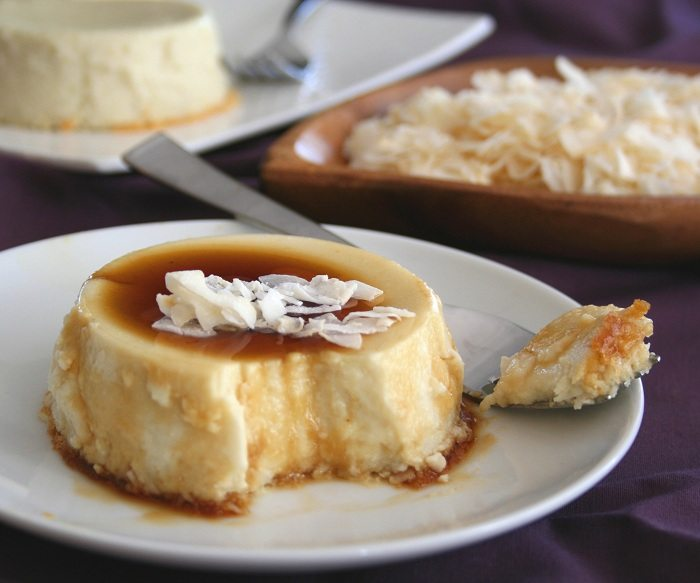 Coconut Flan – Low Carb and Gluten-Free