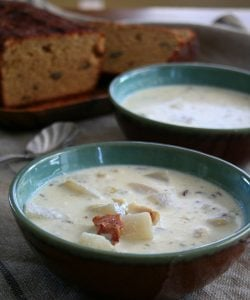Low carb Chowder Recipe
