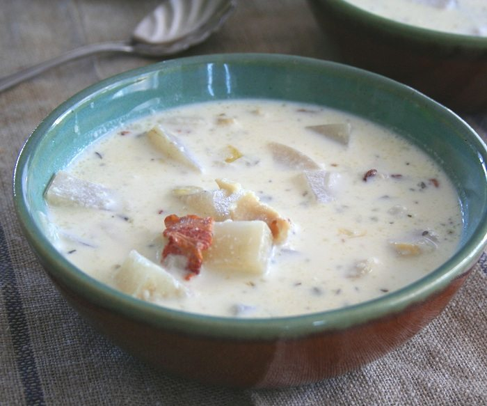 Low Carb Clam Chowder Recipe
