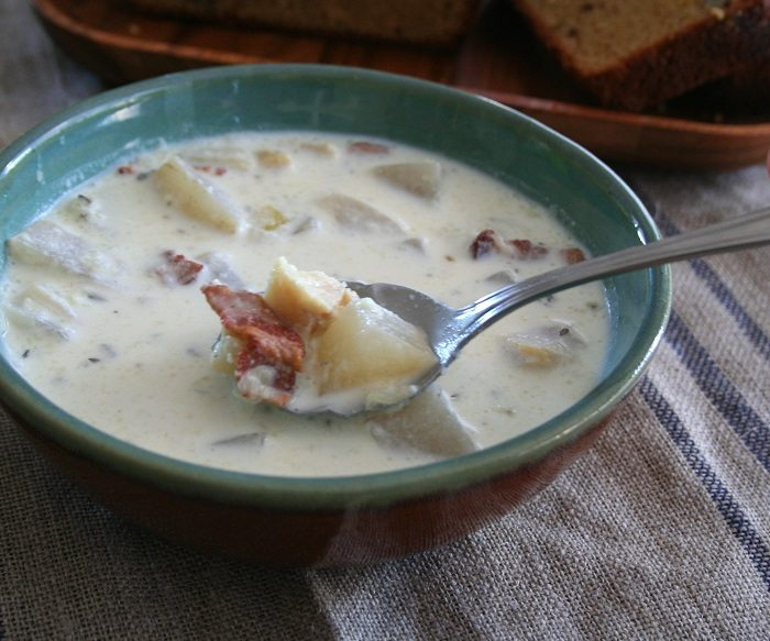 Low Carb Fish Chowder Recipe