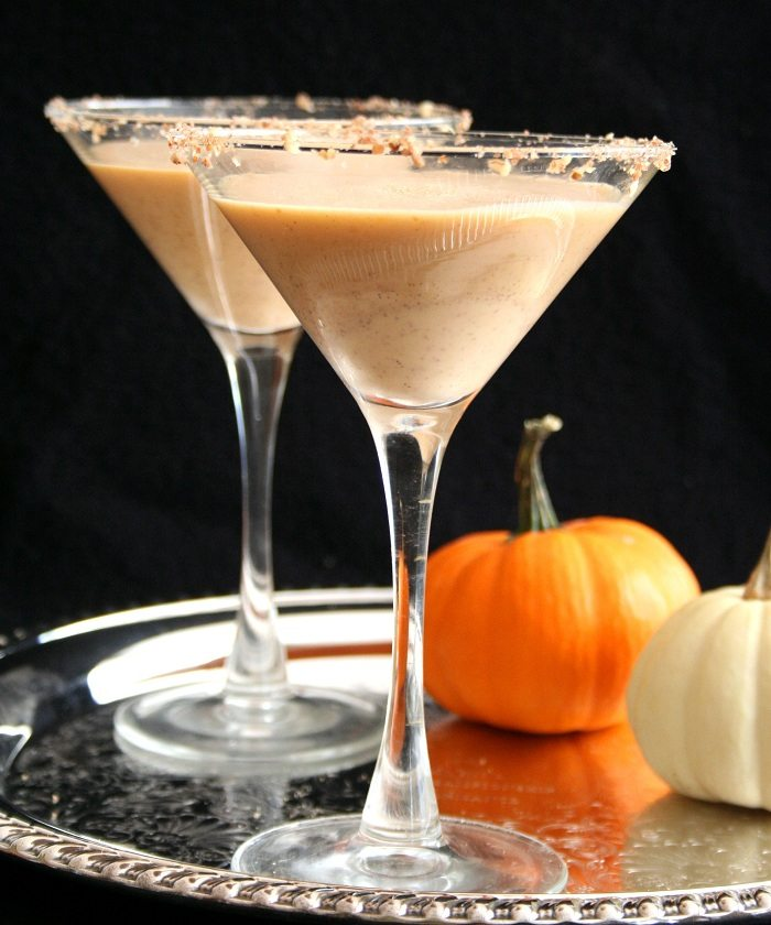 Low Carb Pumpkin Cocktail Recipe