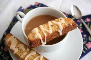 Low Carb Cardamom Orange Biscotti Recipe