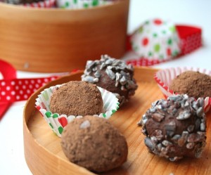 Low Carb Chocolate Truffles