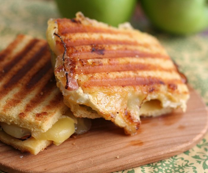 Low Carb Panini Bread