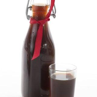 A wonderful holiday gift idea: sugar-free liqueur