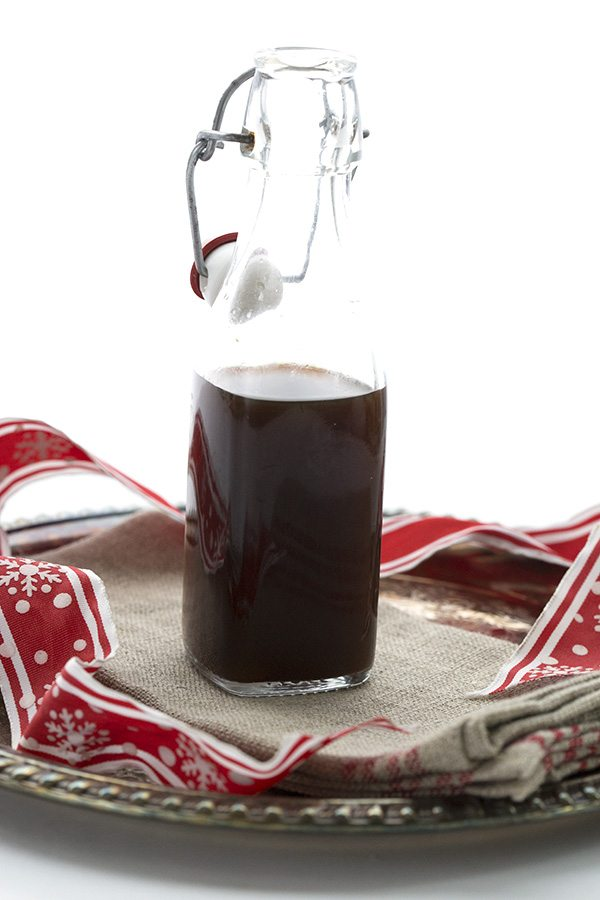 Easy Sugar-Free Coffee Liqueur Recipe