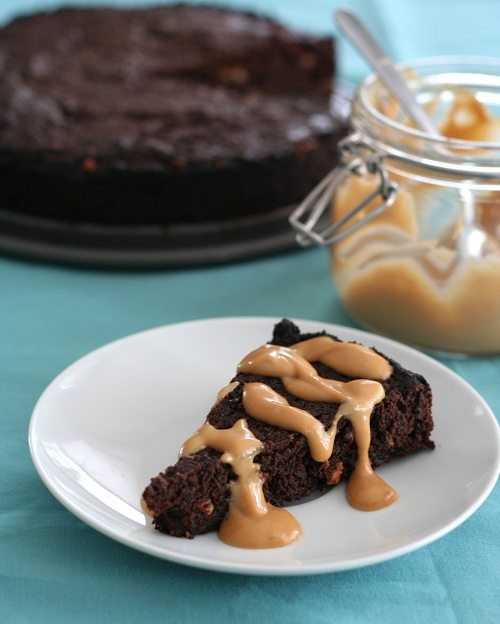 Low Carb Flourless Chocolate Torte