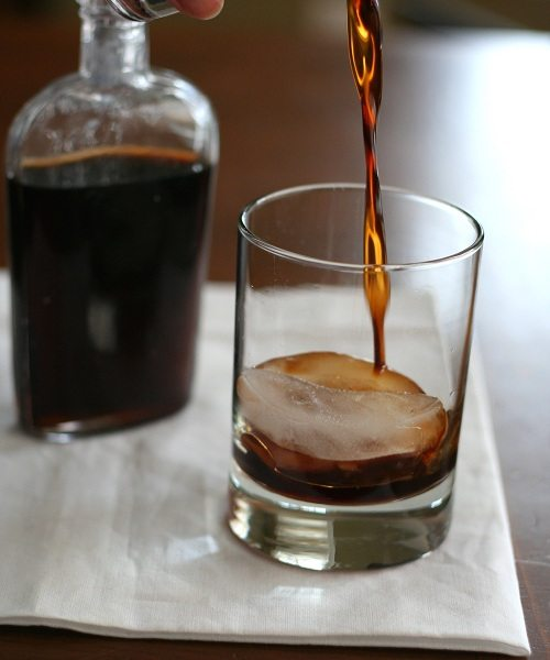 Homemade Coffee Liqueur – Sugar-Free
