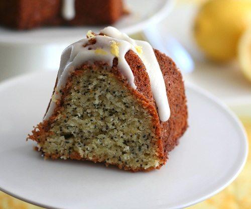 Lemon Poppy Seed Bundt Cake Recipe Cake Mix
