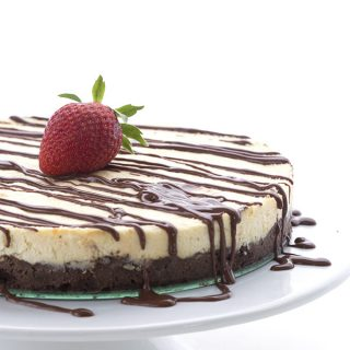 Brownie Cheesecake – Low Carb and Gluten-Free