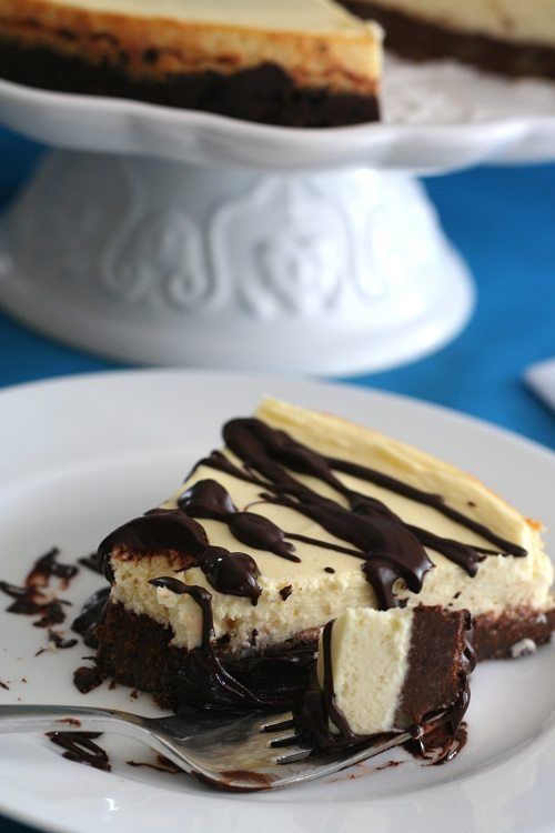 Gluten-Free Brownie Cheesecake Recipe