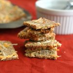 Low Carb Gluten Free Cracker Recipe