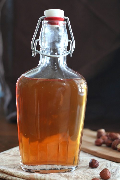 Low Carb Hazelnut Liqueur Recipe