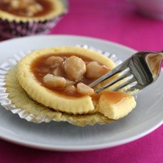 Low Carb White Chocolate Cheesecake Recipe