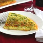 Zucchini Parmesan Frittata