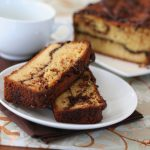 Low Carb Chocolate Orange Swirl Bread