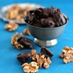 Low Carb Chocolate Covered Nuts