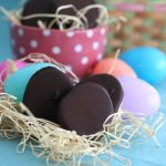 Low Carb Chocolate Peanut Butter Eggs