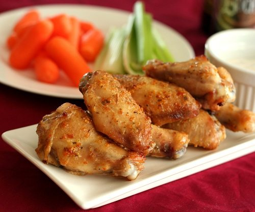 Thai Curry Wings