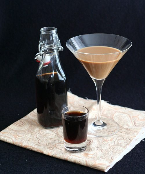 Low Carb Kahlua Cocktail