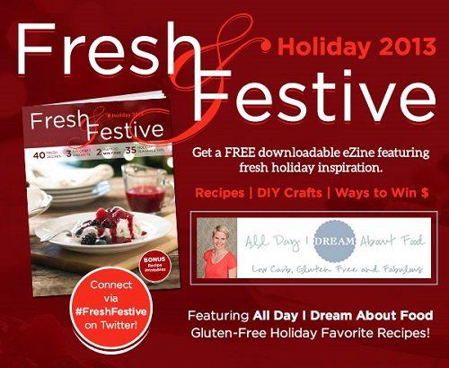 Fresh & Festive Holiday eZine