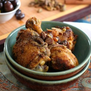Low Carb Chicken Tagine