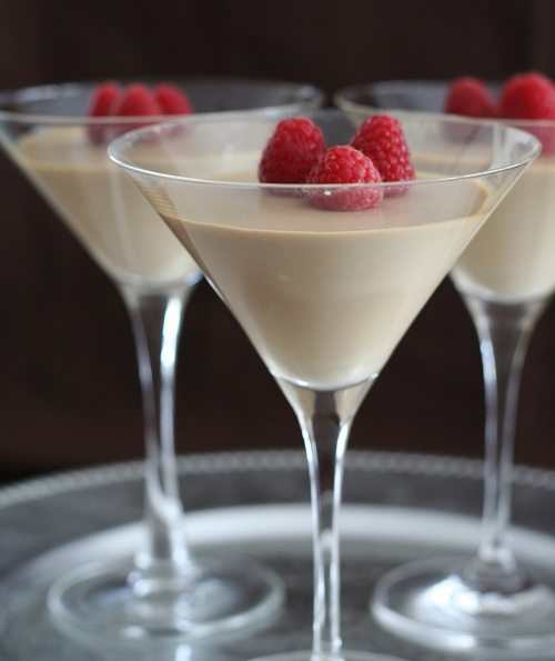 Low Carb Coffee Panna Cotta Recipe