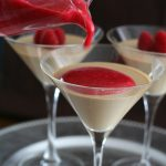 Low Carb Coffee Panna Cotta