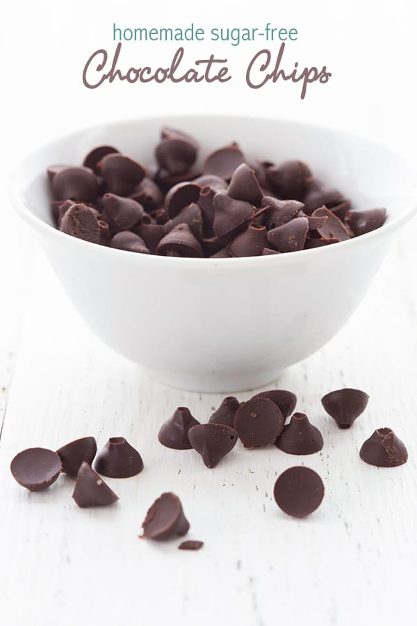 Sugar-Free Chocolate Chips